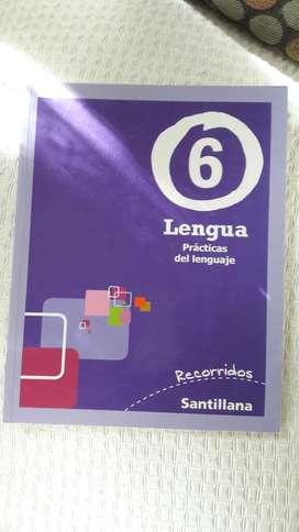 Lengua Practicas Y Lenguaje 6