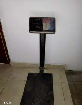 Vendo vascula 50 kg digital