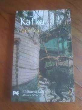América -  Franz Kafka