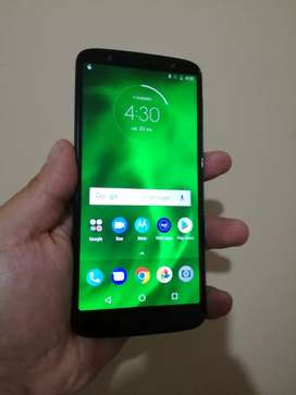 Motorola g6 doble camara $ 270.000 3 ram 32gb huella