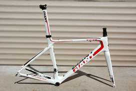 GIANT TCR ADVANCED 1 CUADRO TODO DE CARBON