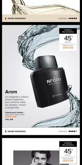 Perfume oferta