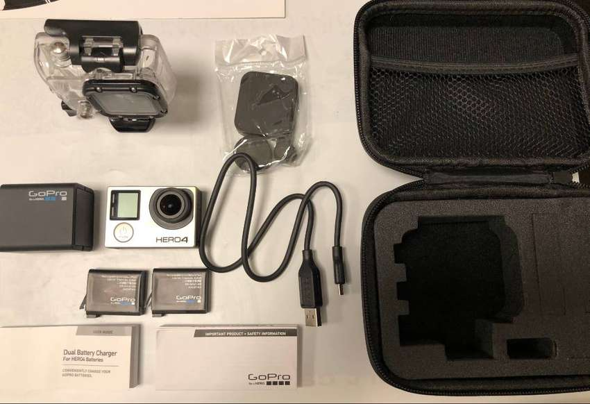 GoPro Hero 4 Black 0
