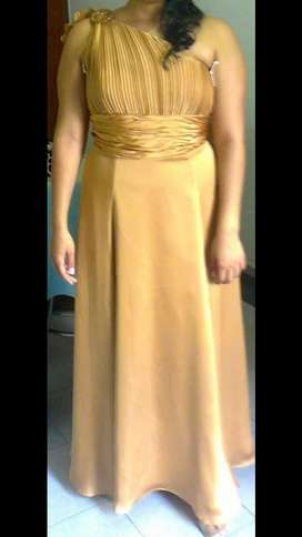 Vestido Fiesta Donna Talle 48