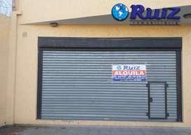 Ruiz inmobiliaria alquila local en calle Arenales 356, Guaymallen