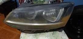 Óptica lado derecho para VW Fox modelo 2.016