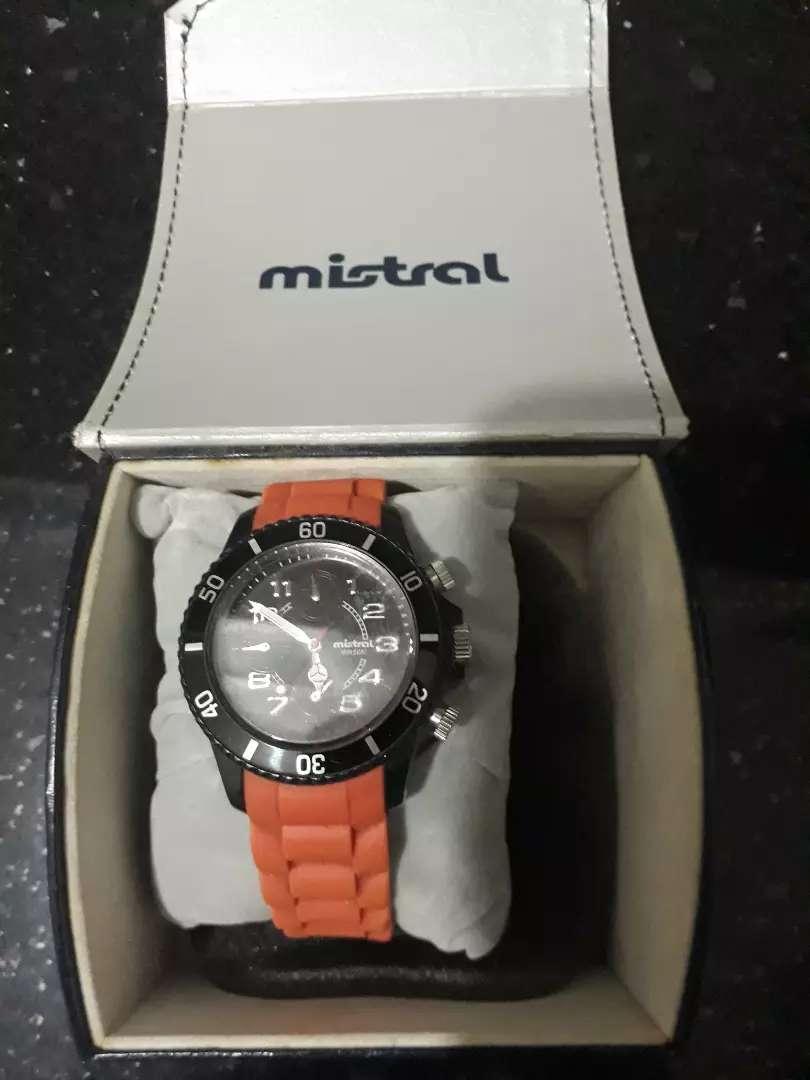 Reloj mistral deportivo 0