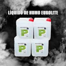 4 galones de humo eurolite