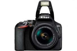 VENDO Reflex Nikon D3500 Kit Lente 1855mm Vr NIKON REFLEX 2019!!!