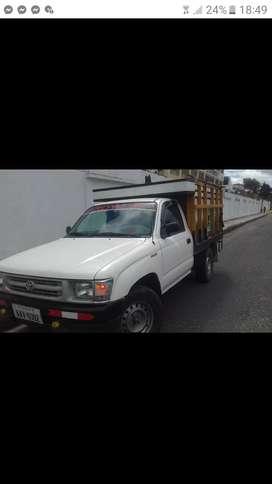 Vendo camioneta stout II