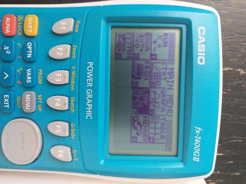 Calculadora Casio Fx-7400 Gii 0