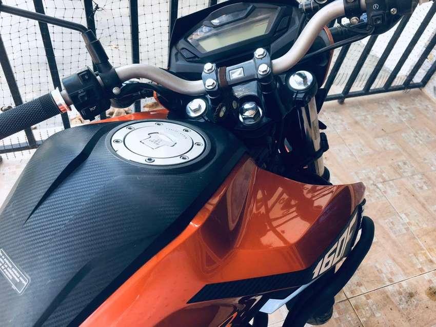 Moto HONDA 160F 0