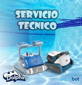 Servicio Técnico Dolphin Robot limpiapiscinas