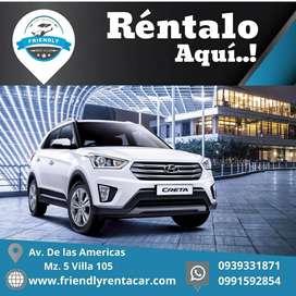 Alquiler de vehiculo guayaquil