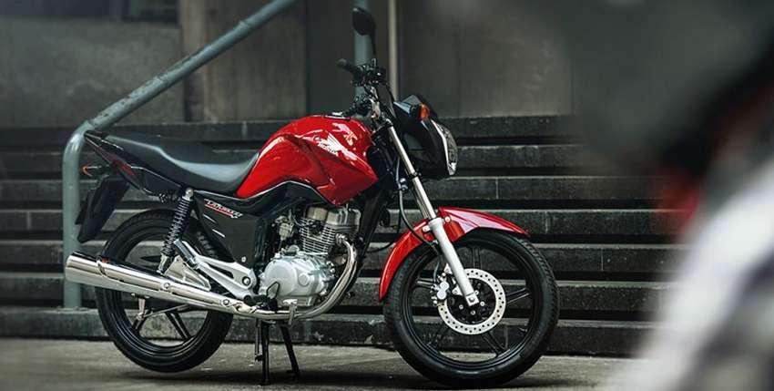Honda CG 150 Titan 0km Masera Motos AHORA 12 Y AHORA 18 SIN INTERES 0