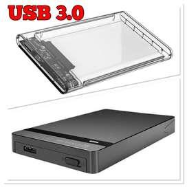 Case usb 3.0 incluye cable usb case 3.0