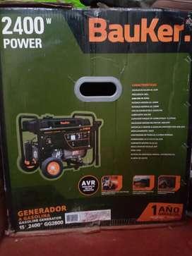 Motor bauker 2400 w
