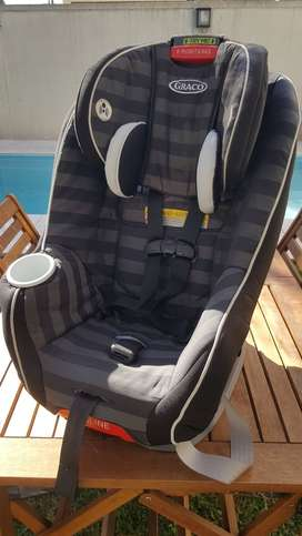Butaca para auto bebé/niño Graco Size4Me 65