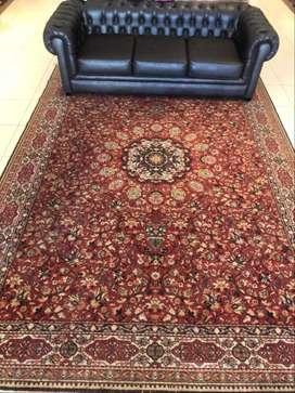 Vendo alfombra