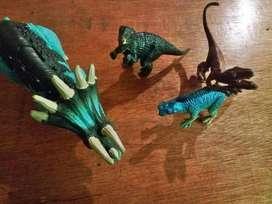 Dinosaurios chicos
