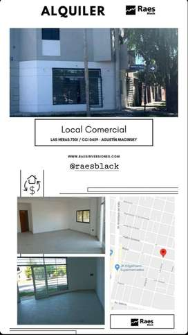 LOCAL COMERCIAL GUADALUPE OESTE