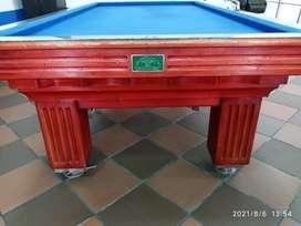 Mesas de billar