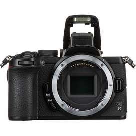 Cámara Nikon Z 50