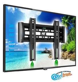 Soportes bases Tv fijos construcción sólida LCD LED de 17- 60