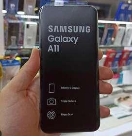 Samsung A11 de 64GB y 3 de ram Nuevos