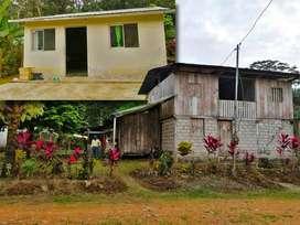 Dos casas con 600 sqm lote