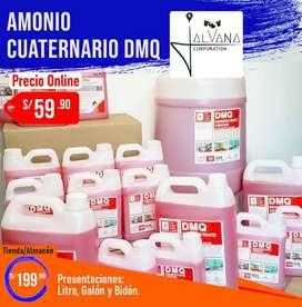 Amonio cuaternario DMQ