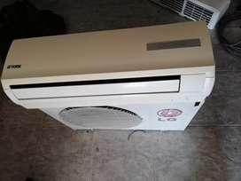 Se vende aire acondicionado de 12.000btu a 220v