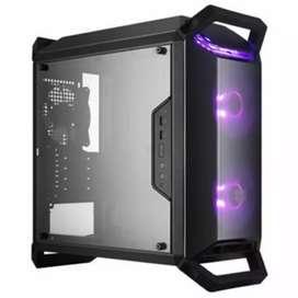 Chasis cooler master masterbox Q300p pc gamer