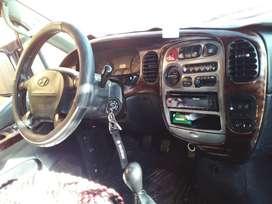 Vendo minivan hyunday estarex