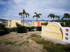 Últimos Lotes Playeros Privados en Puerto Cayo SD4