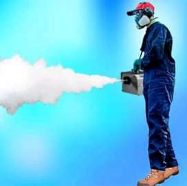 Fumigadora electrica 1200W