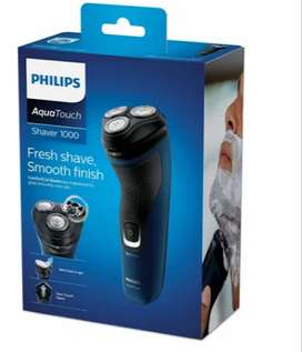 afeitadora philips agua touch