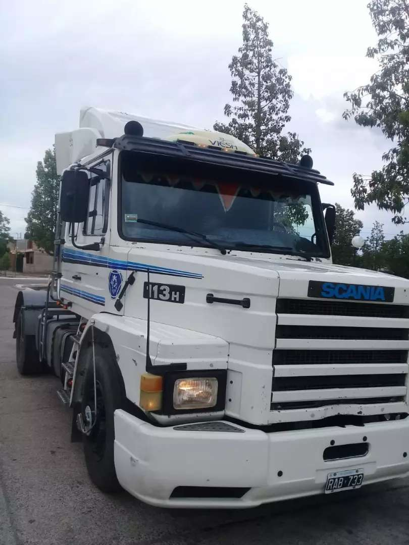 Scania 113 1992 0