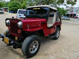 VENDO HERMOSO JEEP WILLIS MODELO 54