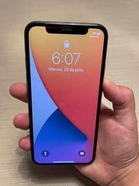 iPhone X de 256 gb en excelente estado