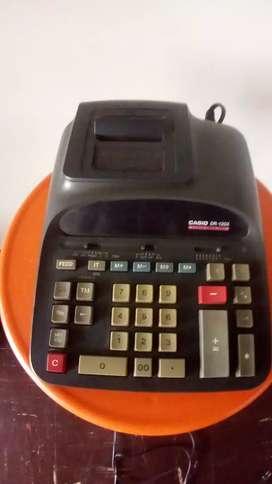 Calculadora electrica cassio