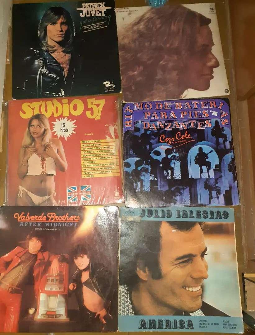 Discos de vinilo lote de 39 discos..la plata 0