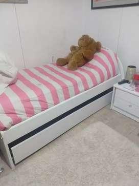 Juego de Dormitorio para Nena