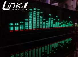 Analizador Espectro de Audio