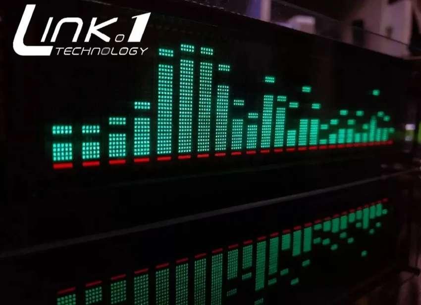 Analizador Espectro de Audio 0