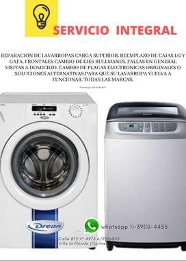 reparacion , heladeras, lavarropas, aire acondicionado