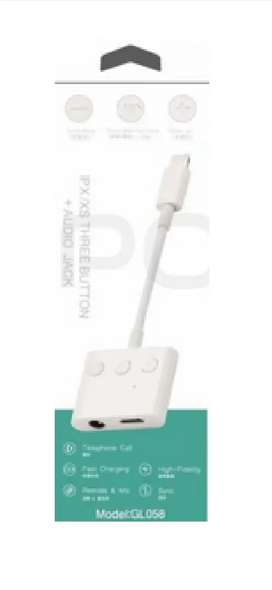 adaptador lightning