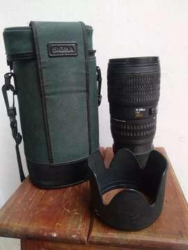 Lente Sigma 70-200 2.8 Apo Hsm Canon