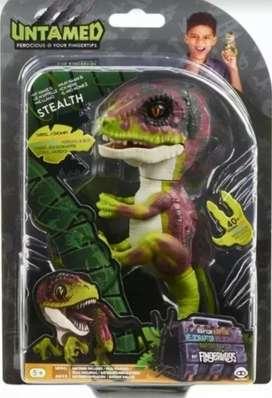 Dinosaurio Fingerlings