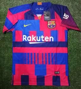 Camiseta de Barcelona edición especial 120 años con nike talla M